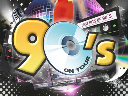 90's PARTY ON TOUR