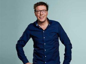 DJ Bert Haandrikman